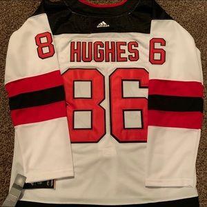 Jack Hughes New Jersey Devils Jersey